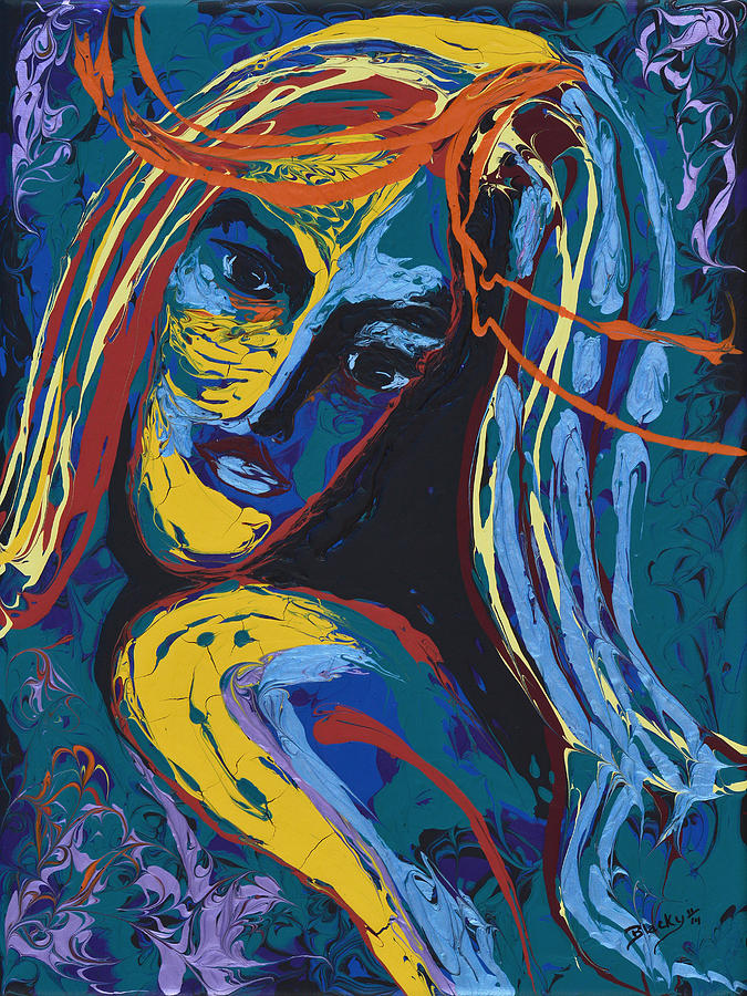 Wild At Heart Painting