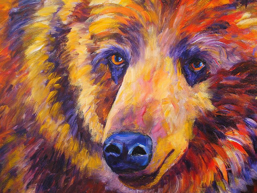 Wild Bear by Mary Jo Zorad