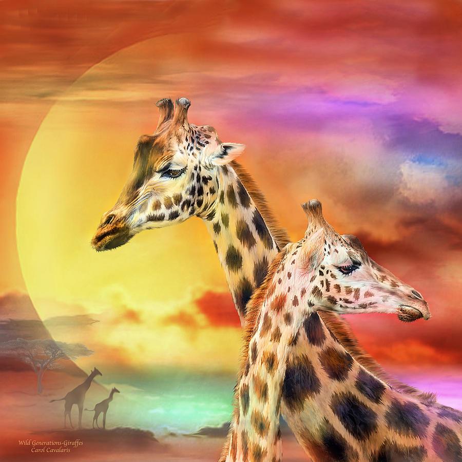 Wild Giraffes, The - Knock Knock