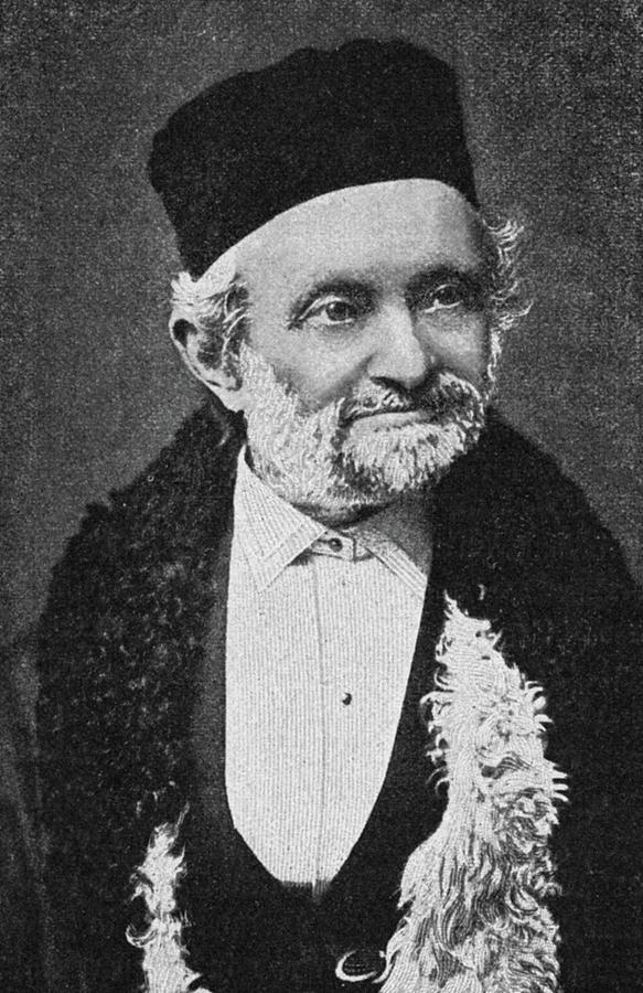19th Century Photograph - Wilhelm Eduard Weber (1804-1891) by Granger