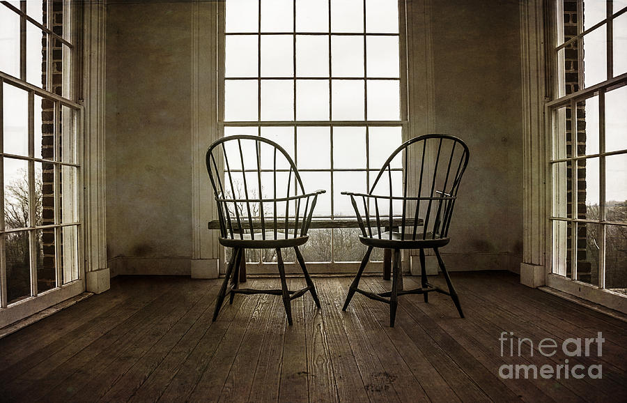 Sit Photograph - Will You Sit With Me? by Terry Rowe