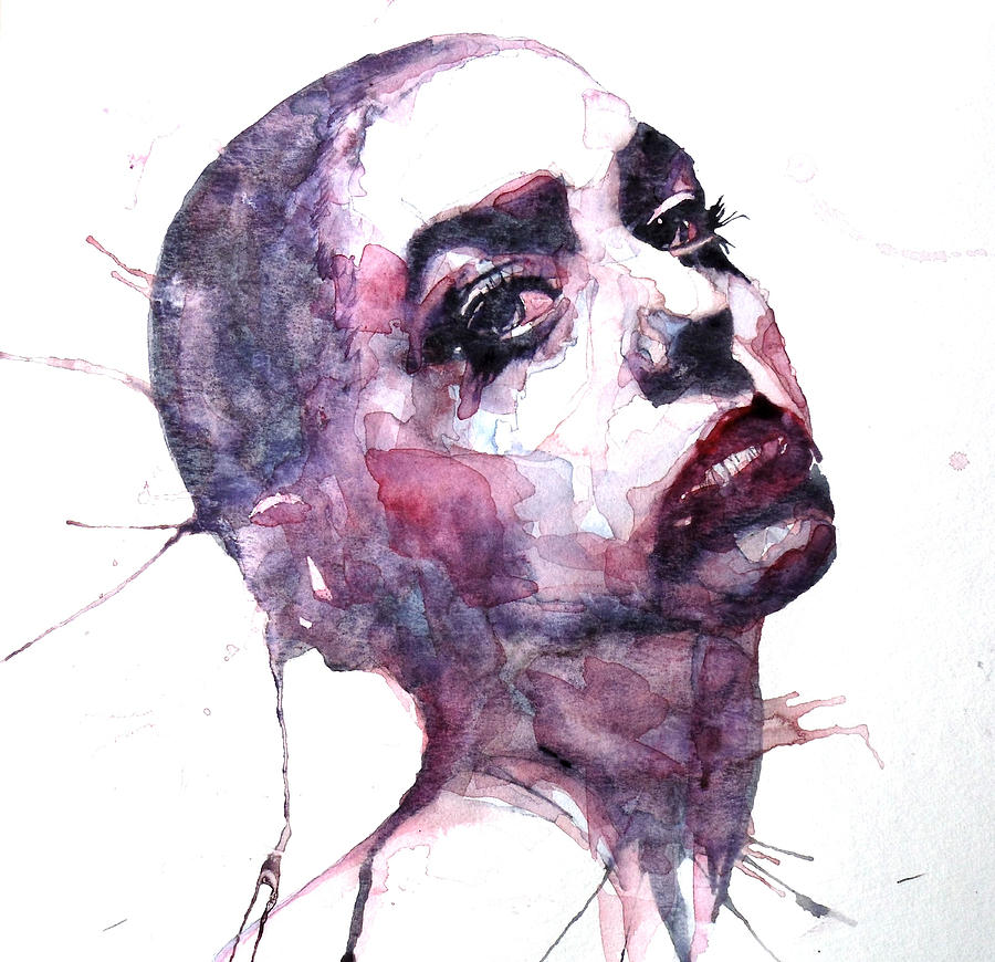 Emotive Painting - Will You Still Love Me Tomorrow  by Paul Lovering