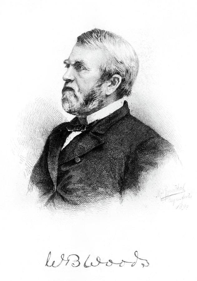 19th Century Painting - William Burnham Woods (1824-1887) by Granger