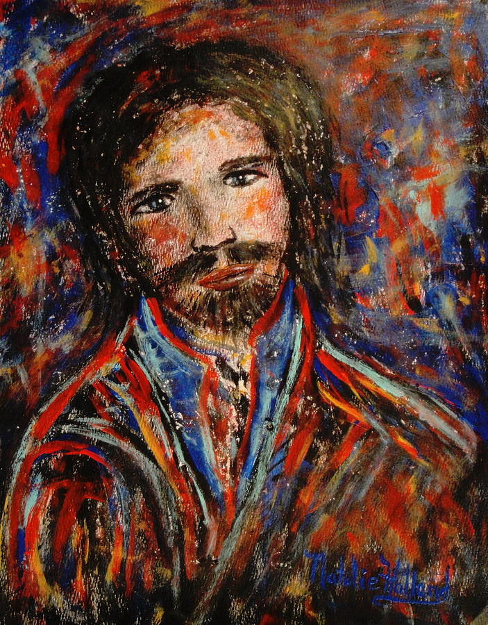 Figurative Art Painting - William by Natalie Holland