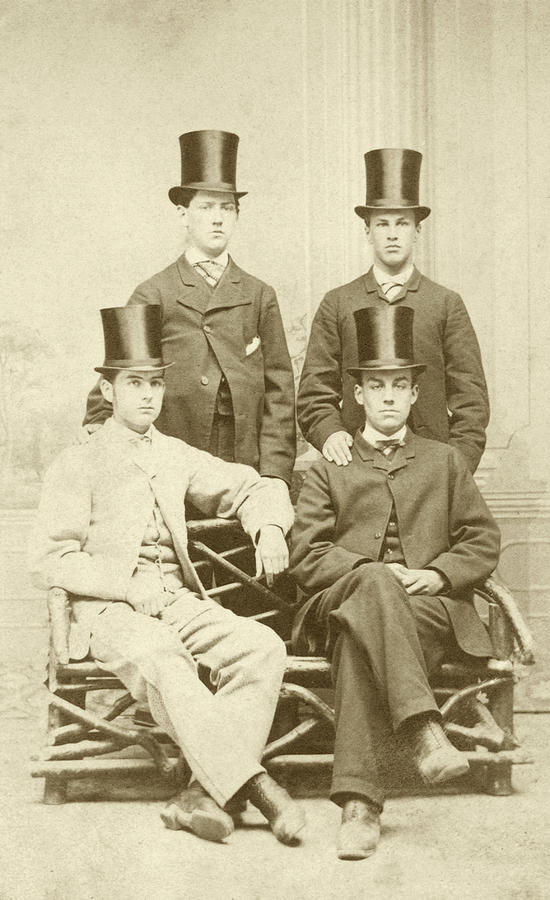 William Osler Photograph - William Osler As A School Prefect by National Library Of Medicine