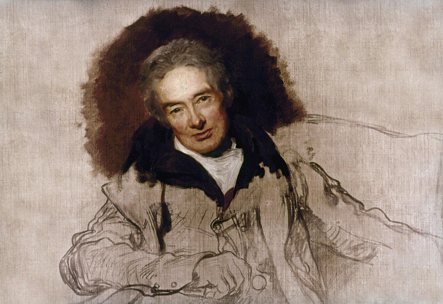 1828 Painting - William Wilberforce (1759-1833) by Granger