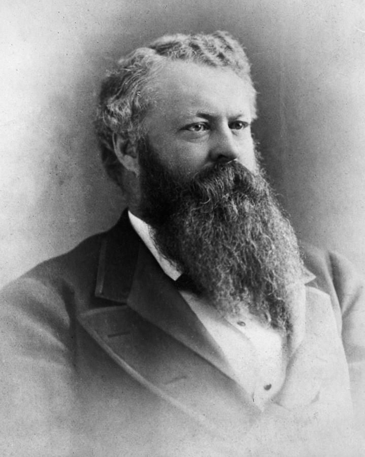 1875 Photograph - William Worth Belknap (1829-1890) by Granger