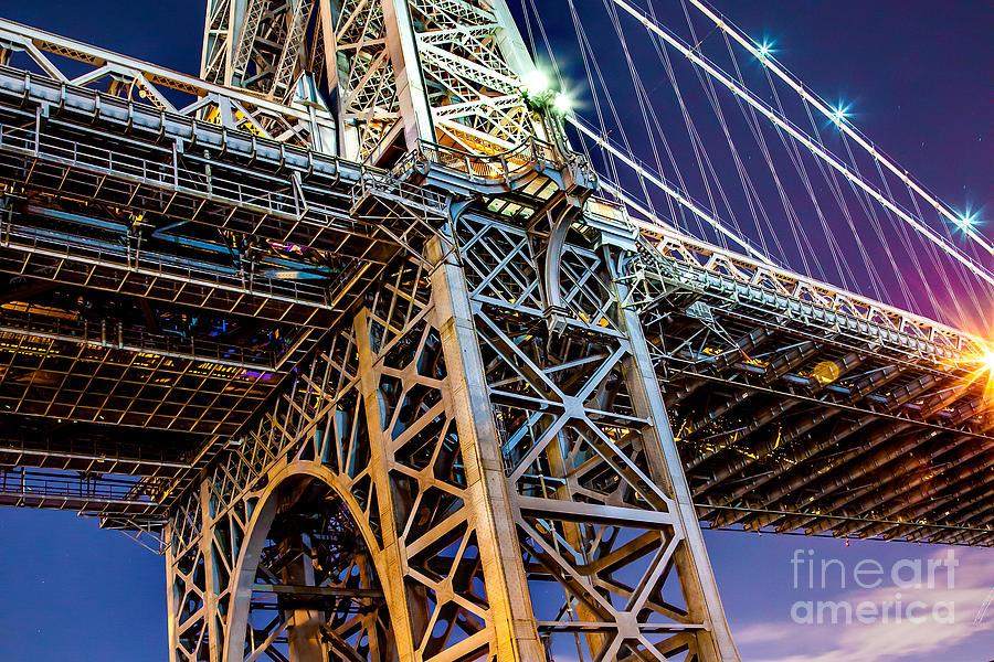Williamsburg Bridge 1 Photograph