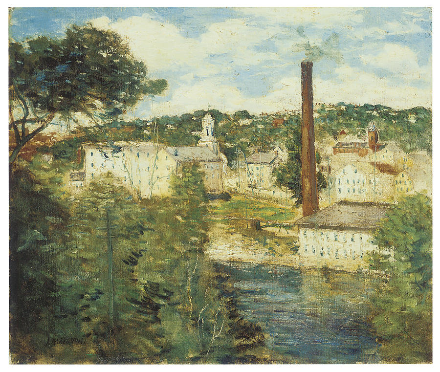 Willimantic Connecticu...J Alden Weir
