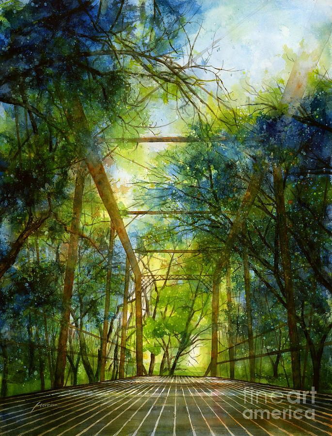 Willow Springs Road Bridge Painting