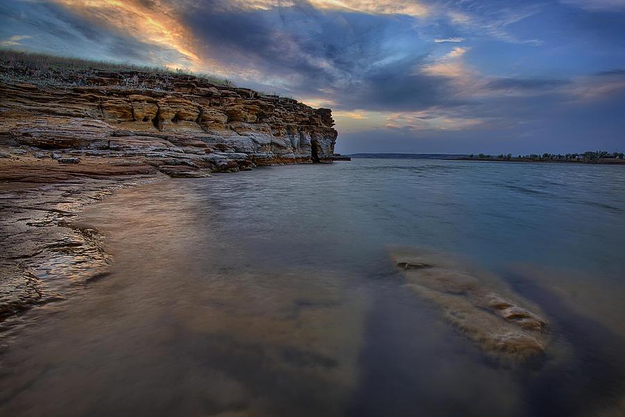 Wilson Photograph - Wilson Red Rock Sunset by Thomas Zimmerman