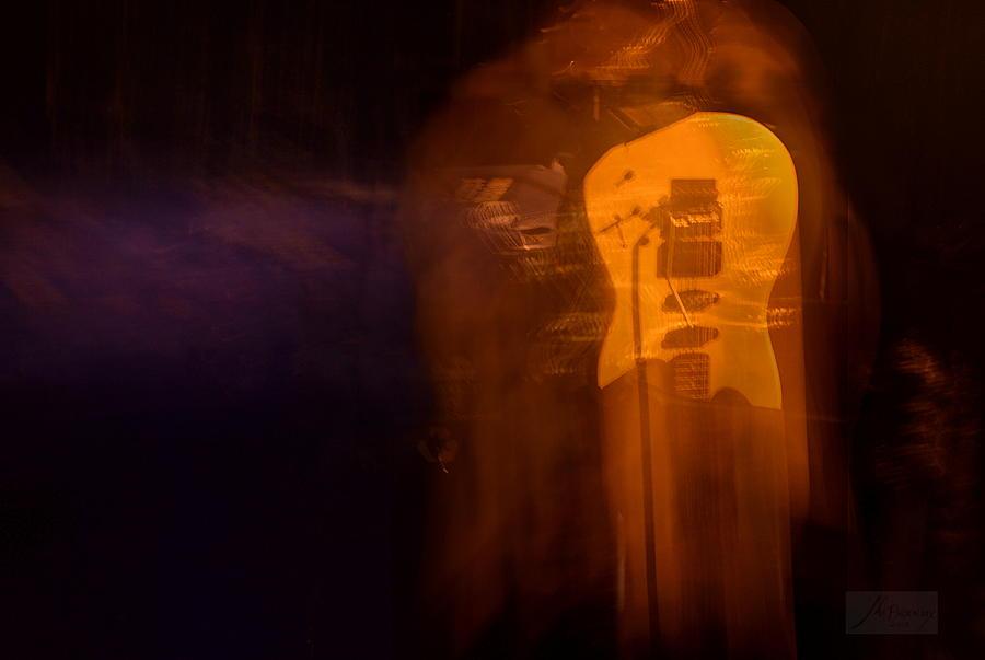 Jimi Hendrix Photograph - Wind Cries Mary by Maxx Phoenixx