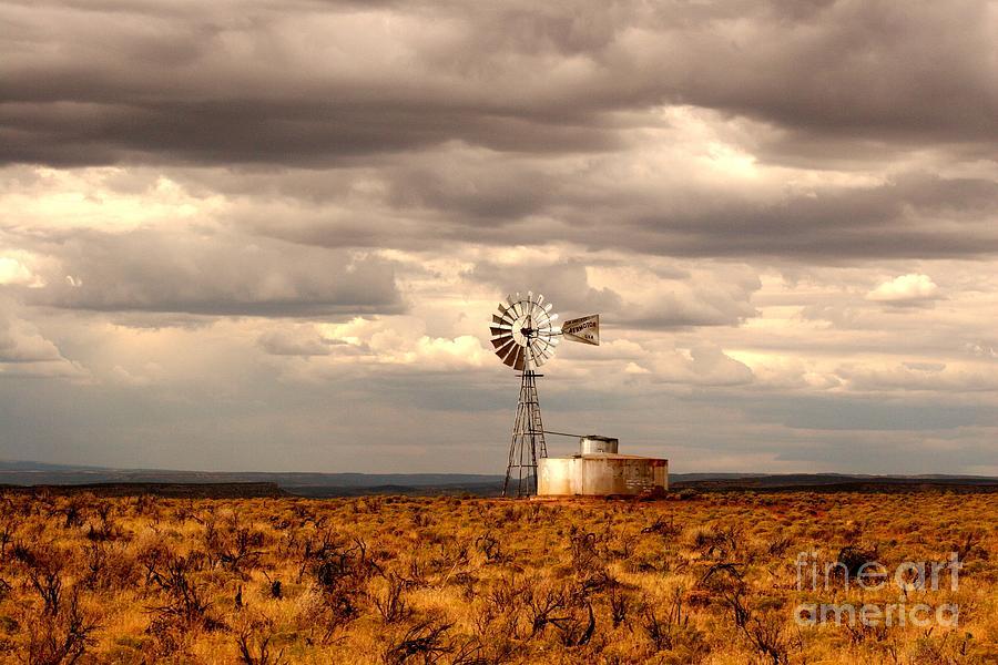 Windmill Photograph - Windmill by Kathlene Pizzoferrato