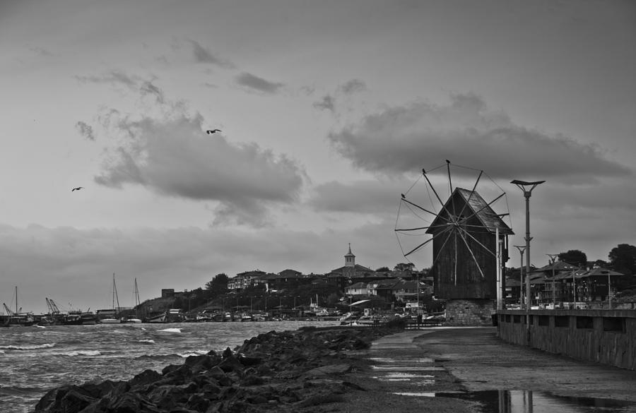 Windmill Photograph - Windmill by Nadya Ost