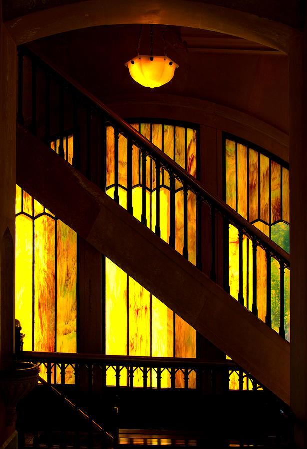 Sun Photograph - Window Art by Dale Stillman