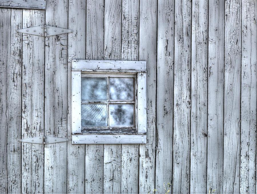 Architectural Detail Photograph - Window by Juli Scalzi