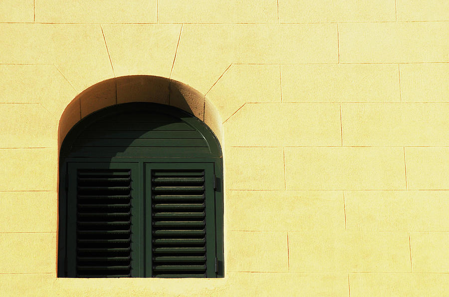 Window Closed Photograph by Joelle Icard