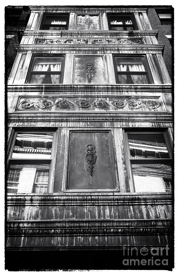Window Photograph - Window Design by John Rizzuto