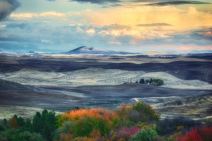 Palouse Photograph - Window Of Change by Ray Still