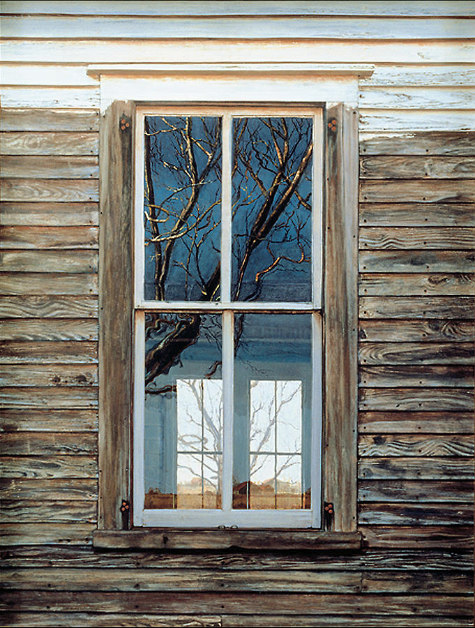 Window on Georgia by Peter Muzyka