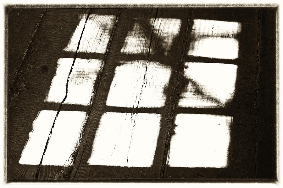Alberta Photograph - Window Shadow by Craig Brown