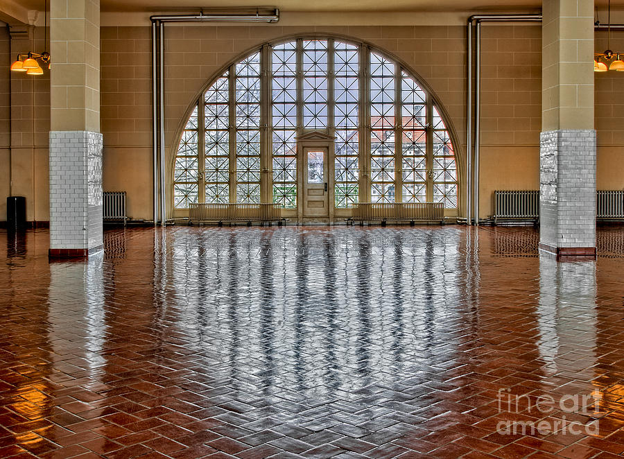 Architecture Photograph - Window To Freedom by Susan Candelario