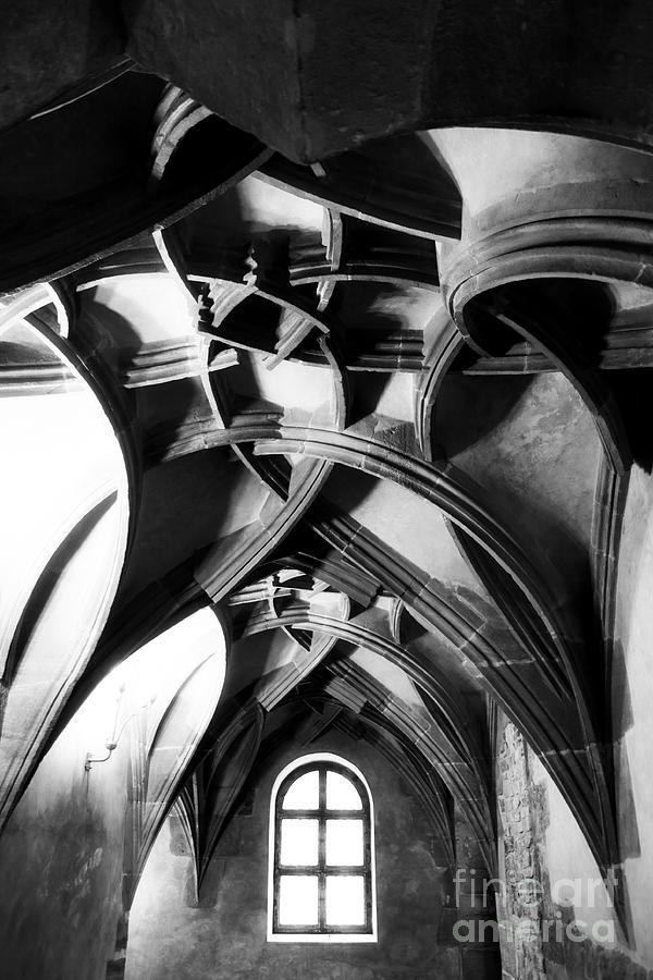 Photographer Photograph - Window View by John Rizzuto