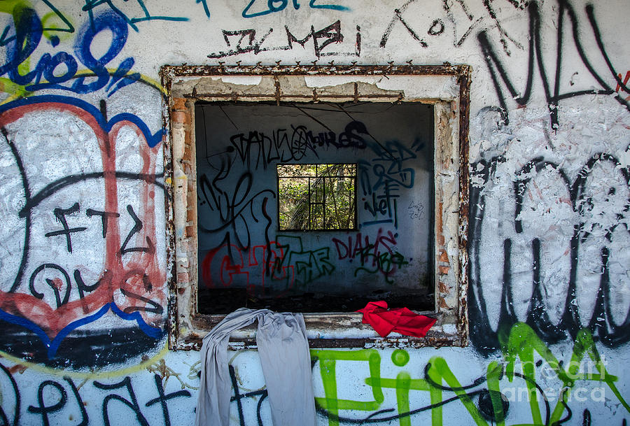 Sayulita Photograph - Window Within  by Amy Fearn