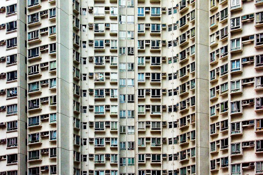 Windows HK I by Osvaldo Hamer
