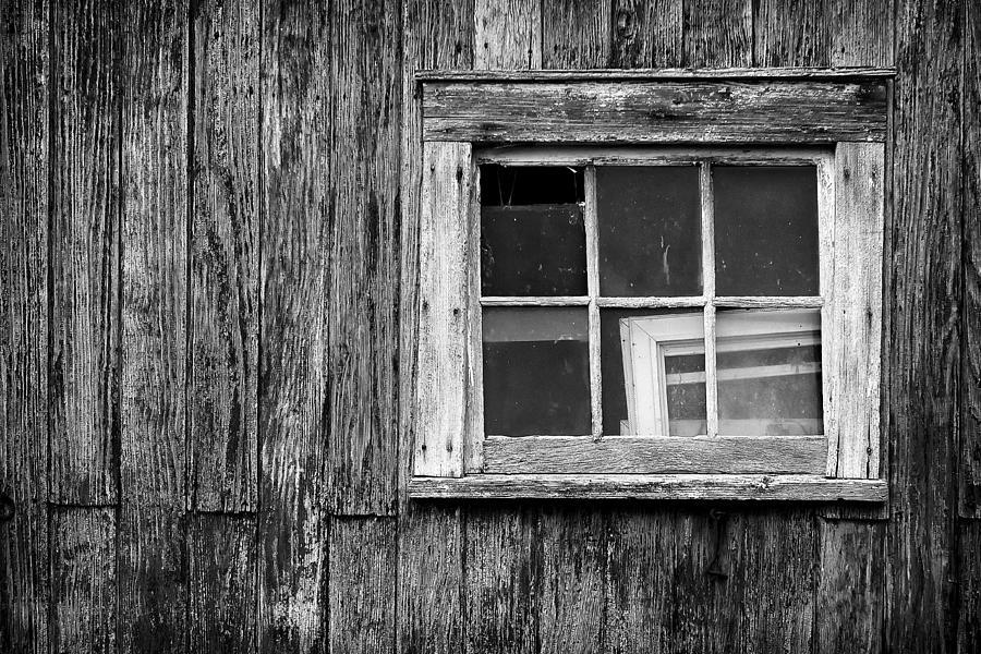 Jeff Photograph - Windows In The Window by Jeff Burton