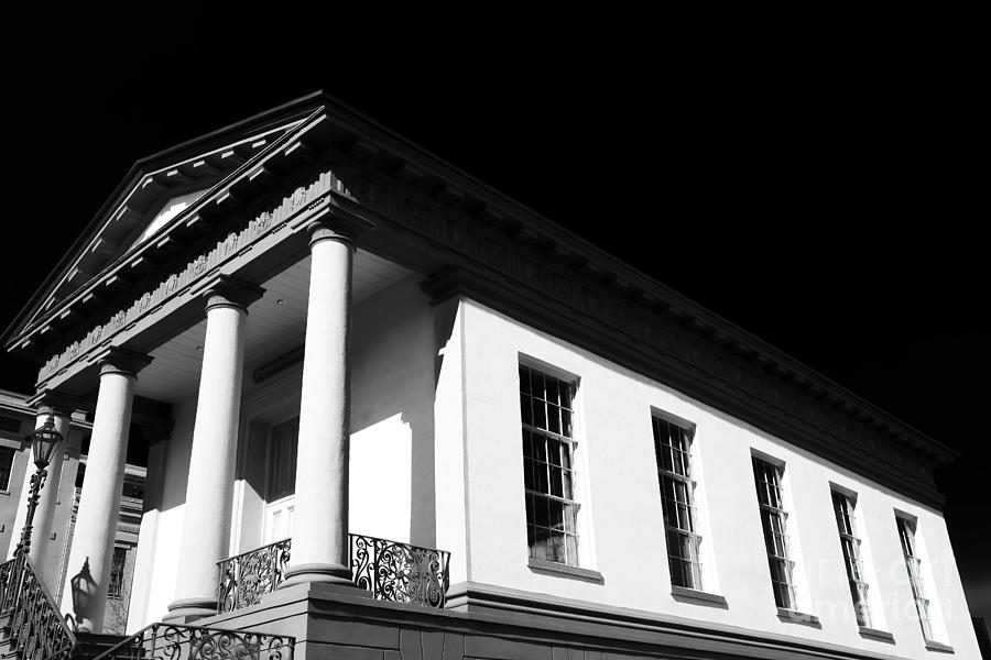 Windows Of The Confederacy Photograph - Windows Of The Confederacy by John Rizzuto