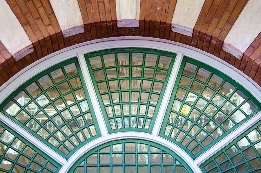 Architecture Photograph - Windows Of Ybor by Carolyn Marshall
