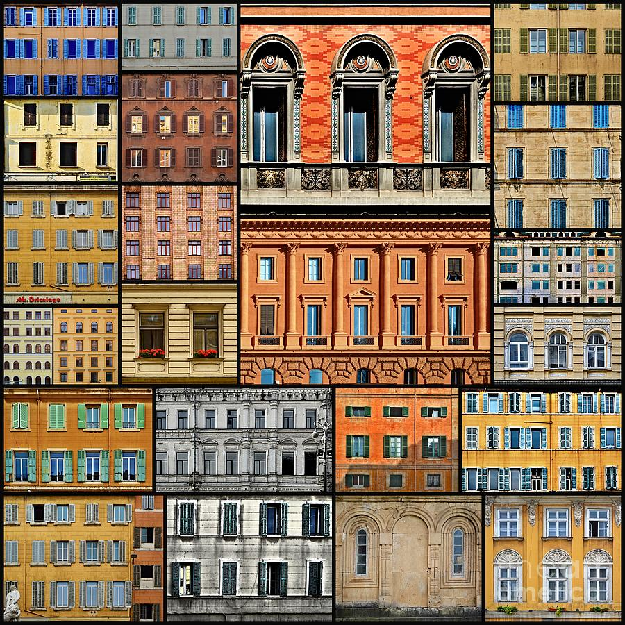Windows Photograph - Windows by Steven Liveoak