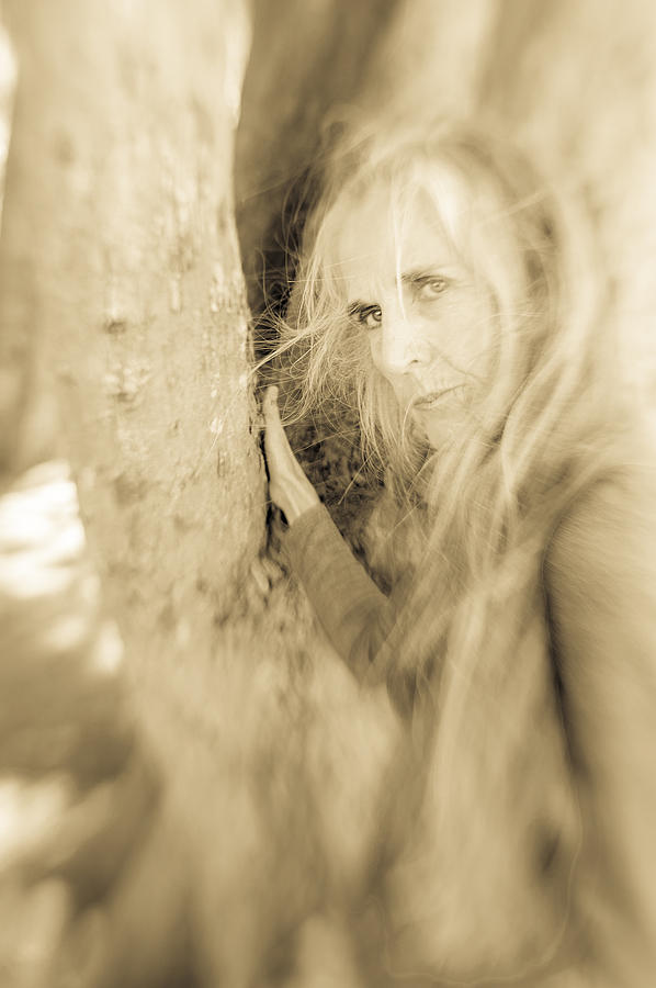 Beauty Photograph - Windows To The Soul by Nancy Taylor