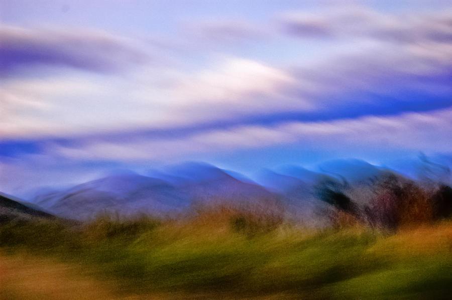 Bright Photograph - Windswept  by LA Beaulieu