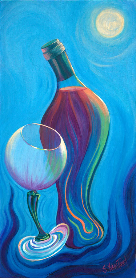 A Wine Affair by Sandi Whetzel