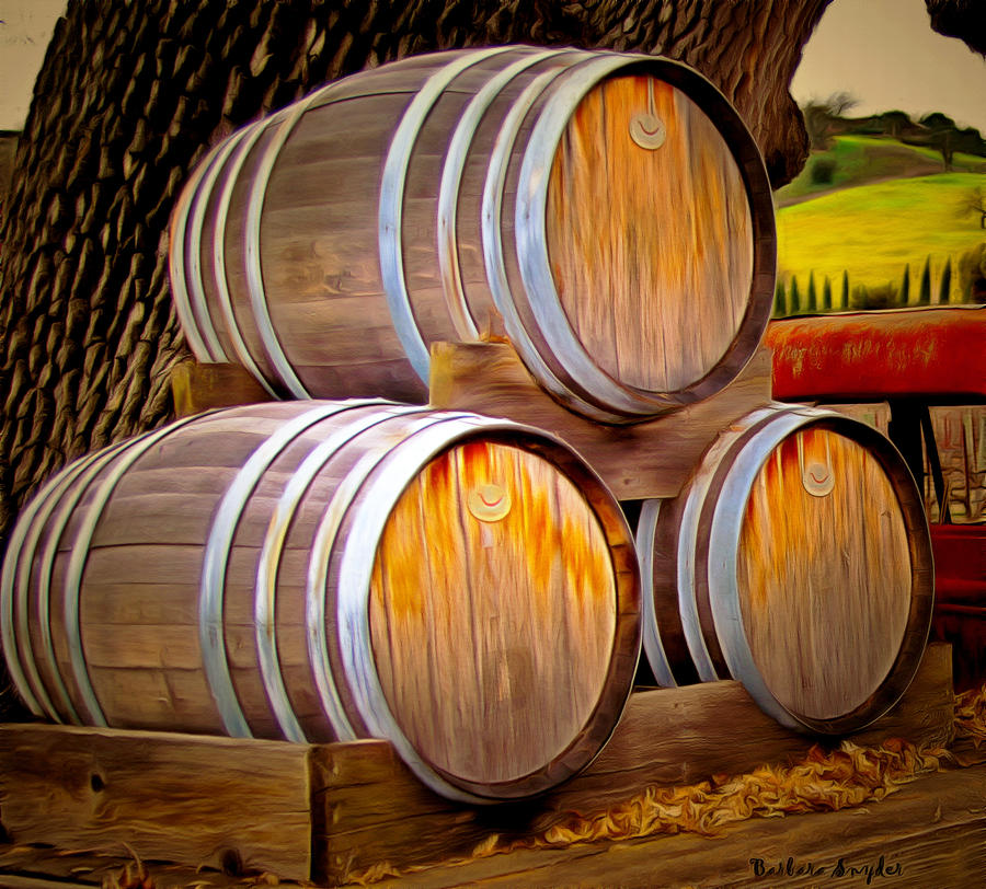 Blackjack winery