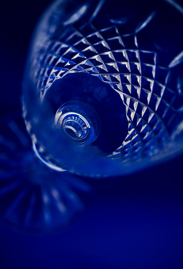 Glass Photograph - Wine Glass I by Natalie Kinnear