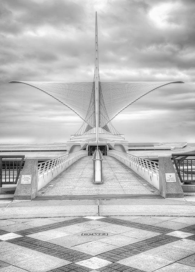 Milwaukee Photograph - Wing Span by Scott Norris