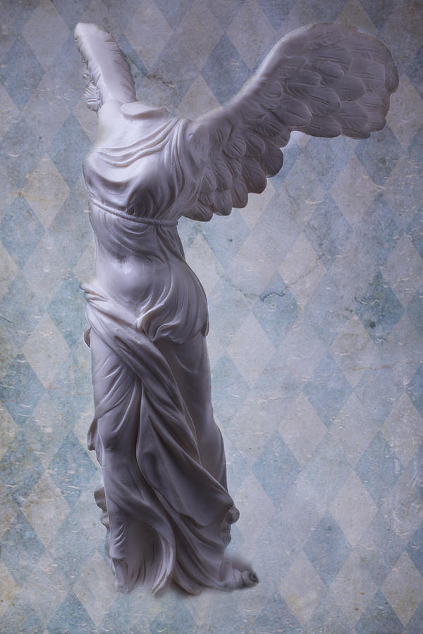 Winged Victory Photograph - Winged Victory by Garry Gay
