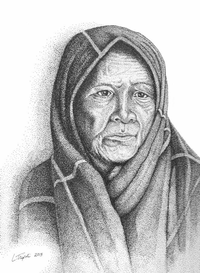 Winnebago Woman by Lawrence Tripoli
