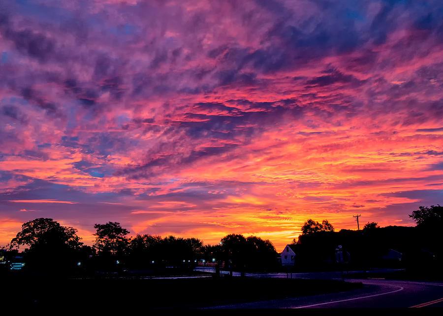 Winona Sunrise by Al  Mueller