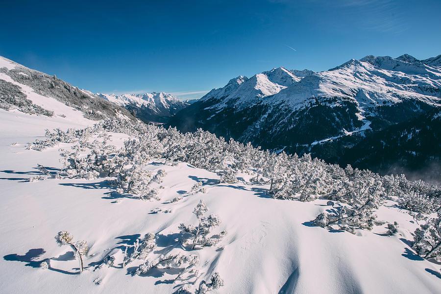 Nobody Photograph - Winter In Tirol by Soren Egeberg