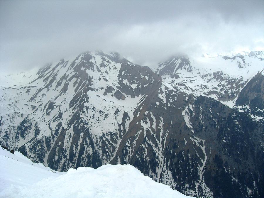 Mountains Photograph - Winter Life by Sonya Ragyovska