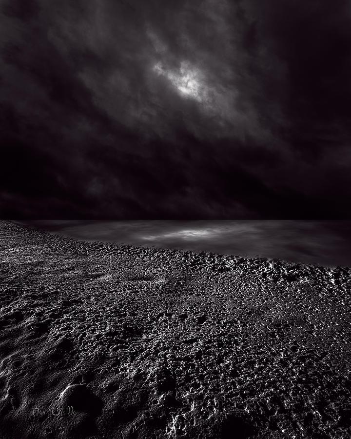 Winter Photograph - Winter Nightscape by Bob Orsillo