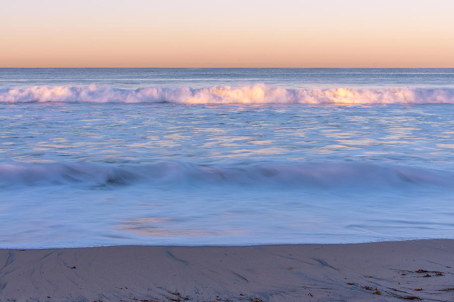 Pacific Beach Photograph - Winter Waves 7 by Priya Ghose