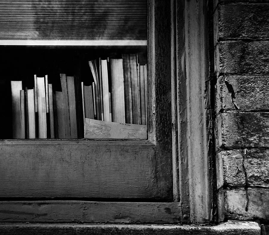 Black And White Photography Photograph - Wisdom Inside by Steven Milner