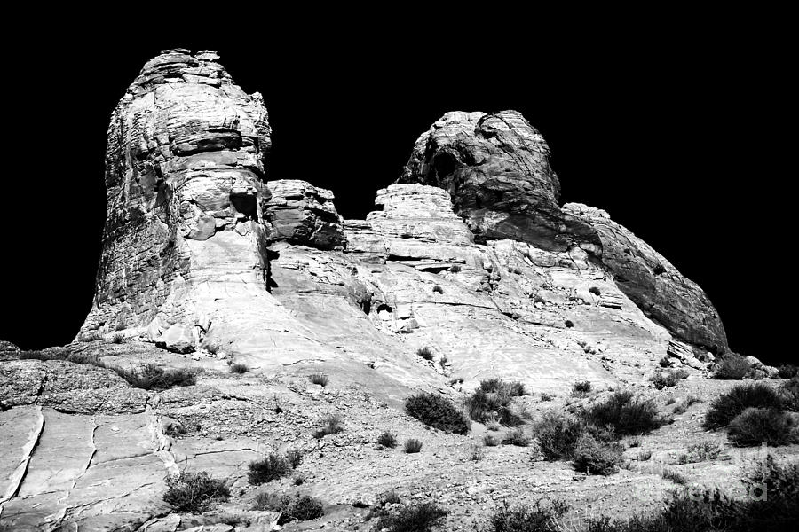 Wise Men Photograph - Wise Men Of The Desert by John Rizzuto