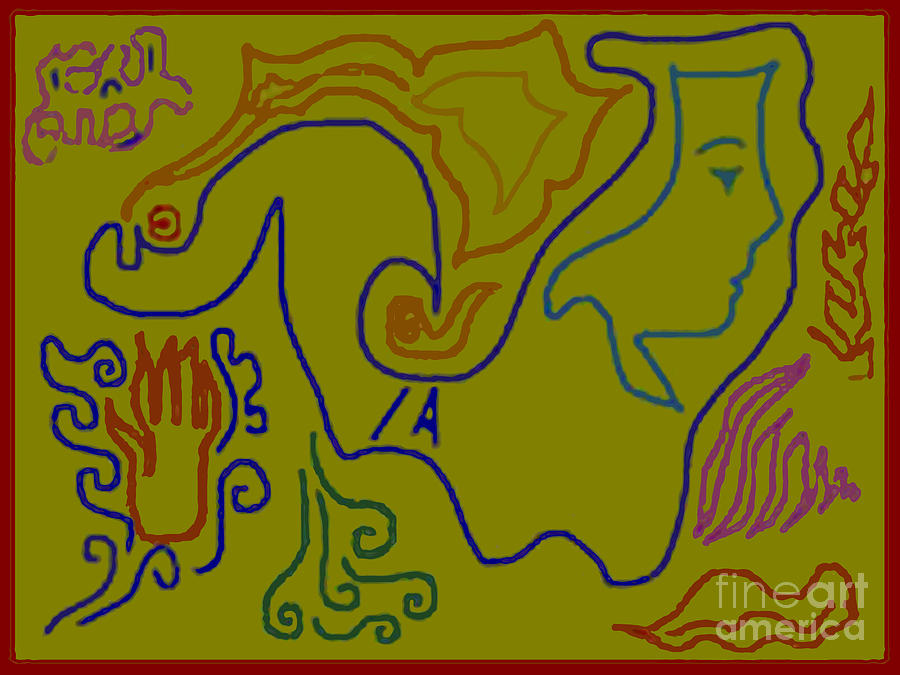 Wish-fulfillment Digital Art - Wishes by Meenal C