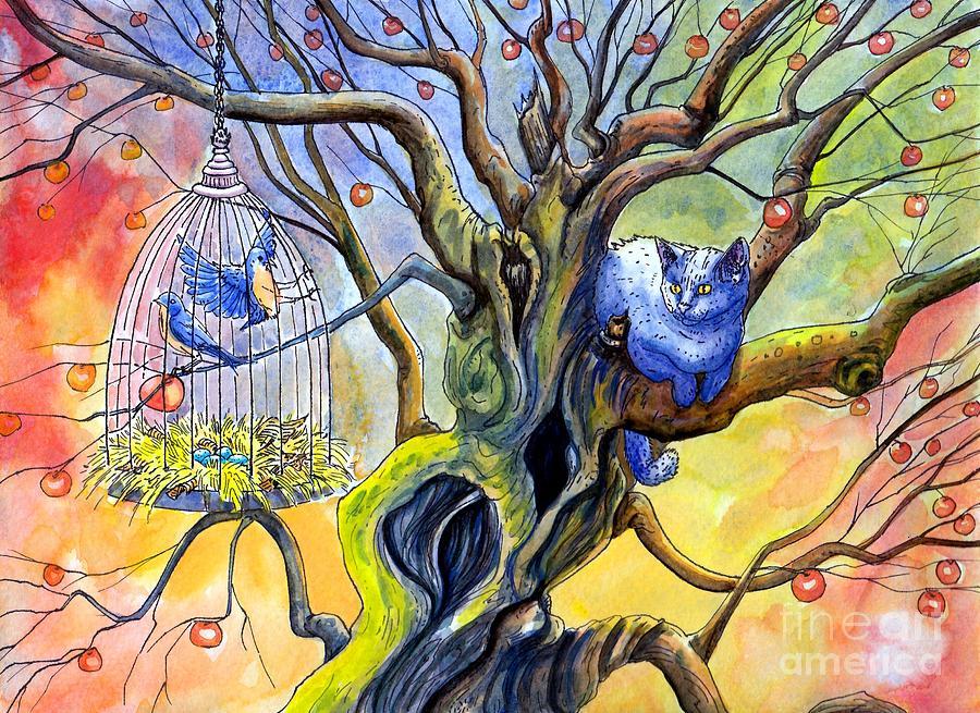 Wishfull Thinking Painting by Margaret Ashenbach